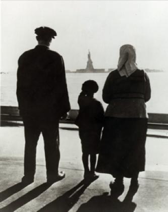 Immigrant family